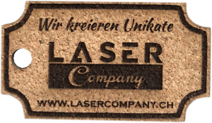 Lasercompany Kork Label