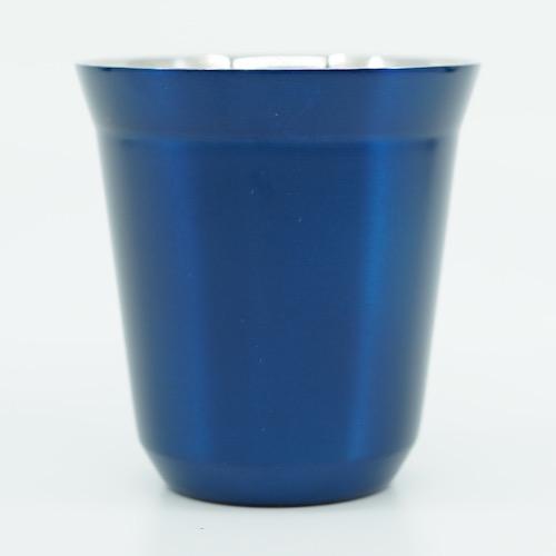 Nespresso Tasse blau personalisiert