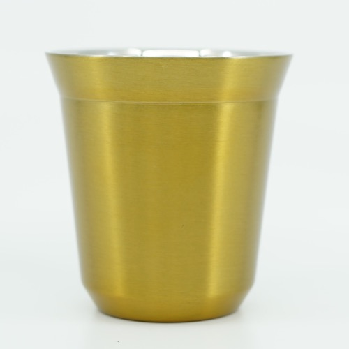 Nespresso Tasse gold personalisiert