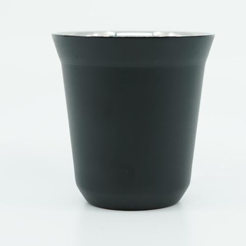 Nespresso Tasse schwarz personalisiert
