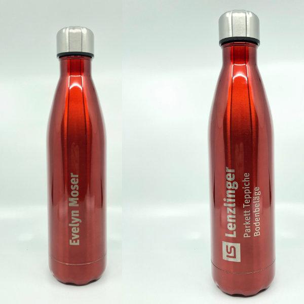 Personlisierte Trinkflasche