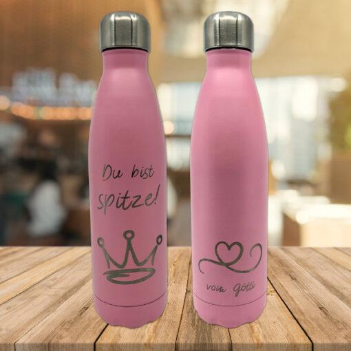 Trinkflasche selbst gestalten