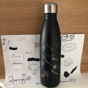 Trinkflasche Lehrperson